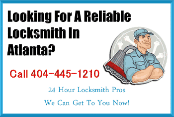Locksmith Atlanta 350
