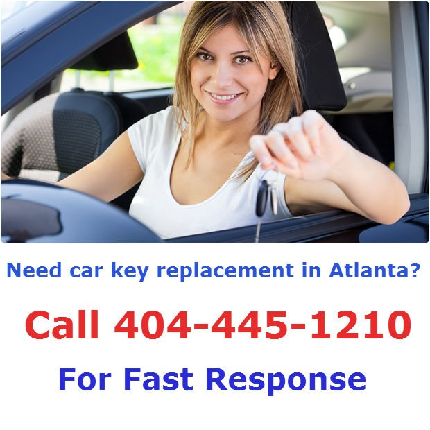 lost-car-key-locksmith-Sandy Springs